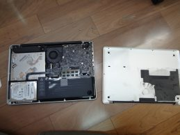 macbook pro 2010 メモリ拡張