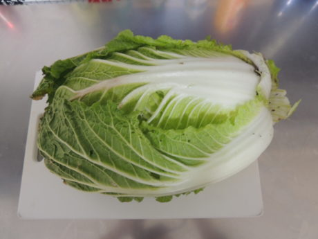 白菜料理①